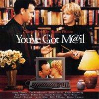 """Обложка саундтрека к фильму """"Вам письмо"""" / You've Got Mail: Score (1998)"""