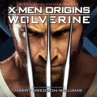 """Обложка саундтрека к фильму """"Люди Икс: Начало. Росомаха"""" / X-Men Origins: Wolverine (2009)"""