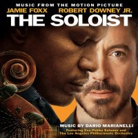 The Soloist (2009) soundtrack cover
