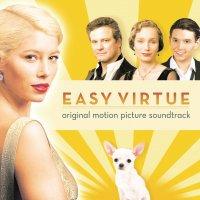 """Обложка саундтрека к фильму """"Легкое поведение"""" / Easy Virtue (2008)"""