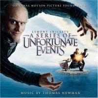 """Обложка саундтрека к фильму """"Лемони Сникет: 33 несчастья"""" / Lemony Snicket's A Series of Unfortunate Events (2004)"""