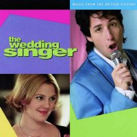 The Wedding Singer (1998) soundtrack cover
