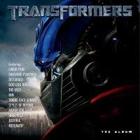 """Обложка саундтрека к фильму """"Трансформеры"""" / Transformers (2007)"""