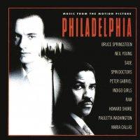 Philadelphia (1993) soundtrack cover