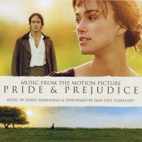 """Обложка саундтрека к фильму """"Гордость и предубеждение"""" / Pride & Prejudice (2005)"""