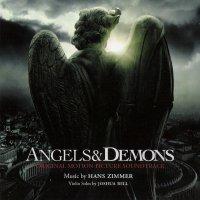 """Обложка саундтрека к фильму """"Ангелы и Демоны"""" / Angels & Demons (2009)"""