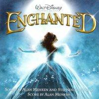 """Обложка саундтрека к фильму """"Зачарованная"""" / Enchanted (2007)"""