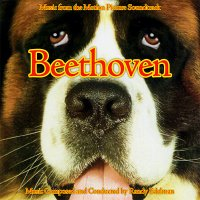 Beethoven (1992) soundtrack cover