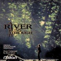 """Обложка саундтрека к фильму """"Там, где течет река"""" / A River Runs Through It (1992)"""