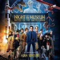 "Обложка саундтрека к фильму ""Ночь в музее 2"" / Night at the Museum: Battle of the Smithsonian (2009)"
