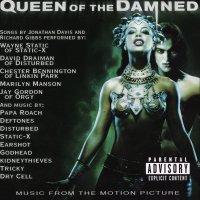 """Обложка саундтрека к фильму """"Королева проклятых"""" / Queen of the Damned (2002)"""