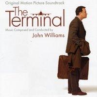 """Обложка саундтрека к фильму """"Терминал"""" / The Terminal (2004)"""