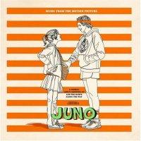 """Обложка саундтрека к фильму """"Джуно"""" / Juno (2007)"""