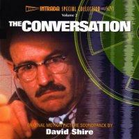 """Обложка саундтрека к фильму """"Разговор"""" / The Conversation (1974)"""
