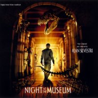 Night at the Museum (2006) soundtrack cover