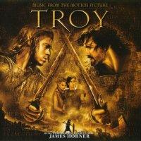 """Обложка саундтрека к фильму """"Троя"""" / Troy (2004)"""