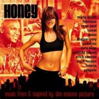 """Обложка саундтрека к фильму """"Лапочка"""" / Honey (2003)"""