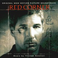 """Обложка саундтрека к фильму """"Красный угол"""" / Red Corner (1997)"""