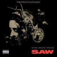 """Обложка саундтрека к фильму """"Пила: Игра на выживание"""" / Saw (2004)"""