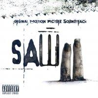 """Обложка саундтрека к фильму """"Пила 2"""" / Saw II (2005)"""