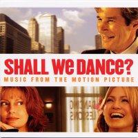 """Обложка саундтрека к фильму """"Давайте потанцуем"""" / Shall We Dance (2004)"""