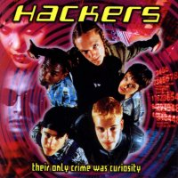 Hackers (1995) soundtrack cover