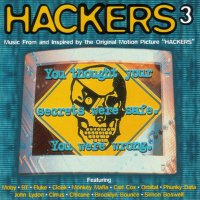 Hackers 3: More Music From Hackers (1995) soundtrack cover