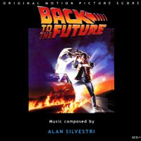 Back to the Future (1985) soundtrack cover