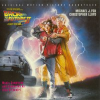 Back to the Future Part II (1989) soundtrack cover