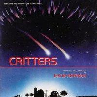 "Обложка саундтрека к фильму ""Зубастики"" / Critters (1986)"