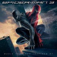 """Обложка саундтрека к фильму """"Человек-паук 3: Враг в отражении"""" / Spider-Man 3 (2007)"""