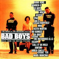 Bad Boys (1995) soundtrack cover
