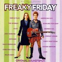 """Обложка саундтрека к фильму """"Чумовая пятница"""" / Freaky Friday (2003)"""