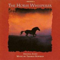 """Обложка саундтрека к фильму """"Заклинатель лошадей"""" / The Horse Whisperer (1998)"""