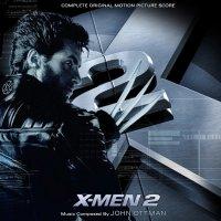 X2 (2003) soundtrack cover