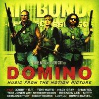 """Обложка саундтрека к фильму """"Домино"""" / Domino (2005)"""