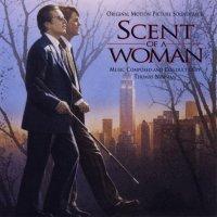 """Обложка саундтрека к фильму """"Запах женщины"""" / Scent of a Woman (1992)"""