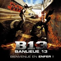 Banlieue 13 (2004) soundtrack cover