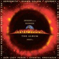 "Обложка саундтрека к фильму ""Армагеддон"" / Armageddon (1998)"