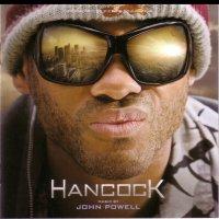 """Обложка саундтрека к фильму """"Хэнкок"""" / Hancock (2008)"""