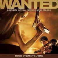 """Обложка саундтрека к фильму """"Особо опасен"""" / Wanted (2008)"""