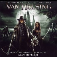 Van Helsing (2004) soundtrack cover
