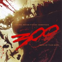 300 (2006) soundtrack cover