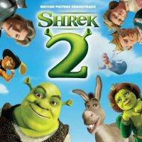 Shrek 2 (2004) soundtrack cover