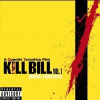 """Обложка саундтрека к фильму """"Убить Билла"""" / Kill Bill: Vol. 1 (2003)"""