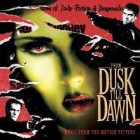 "Обложка саундтрека к фильму ""От заката до рассвета"" / From Dusk Till Dawn (1996)"
