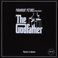 """Обложка саундтрека к фильму """"Крестный отец"""" / The Godfather (1972)"""