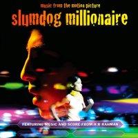 """Обложка саундтрека к фильму """"Миллионер из трущоб"""" / Slumdog Millionaire (2008)"""