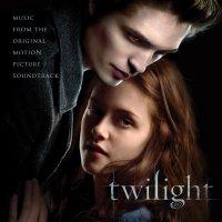 """Обложка саундтрека к фильму """"Сумерки"""" / Twilight (2008)"""