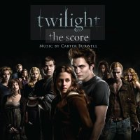 "Обложка саундтрека к фильму ""Сумерки"" / Twilight: The Score (2008)"
